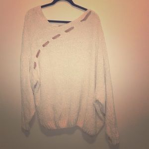 Chenille 🎀 sweater xl